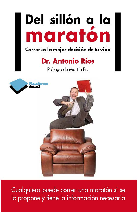 Triatleta Doctor Antonio Ríos