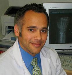 Doctor Homid Fahandezh-Saddi