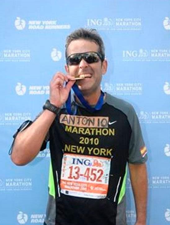 Maratón Nueva York 2010