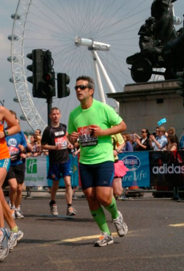 Maratón Virgin de Londres