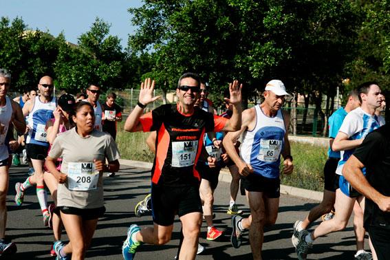 11 medias maratones