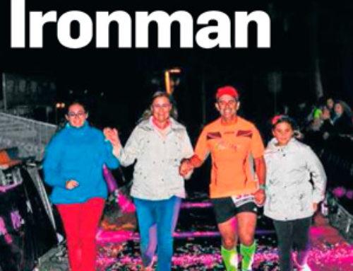 La historia de un Ironman