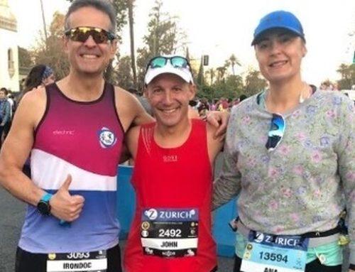 Maratón de Sevilla 2020: y tú, ¿qué te tomas?