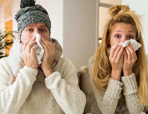 Alergia, gripe y COVID: ¿cómo se diferencian?